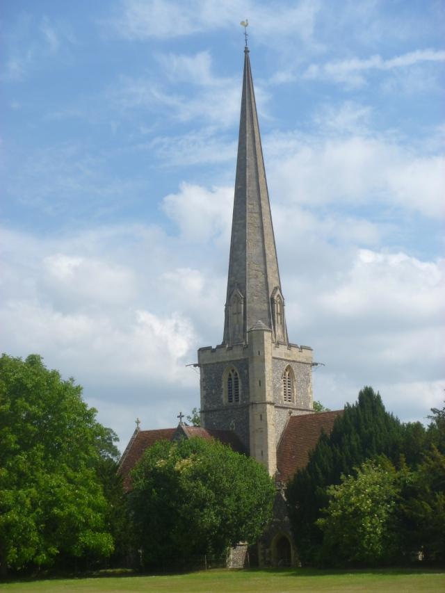 St John Shottesbrooke