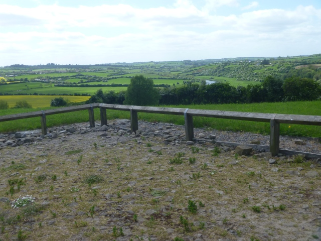 Surface of Knowth