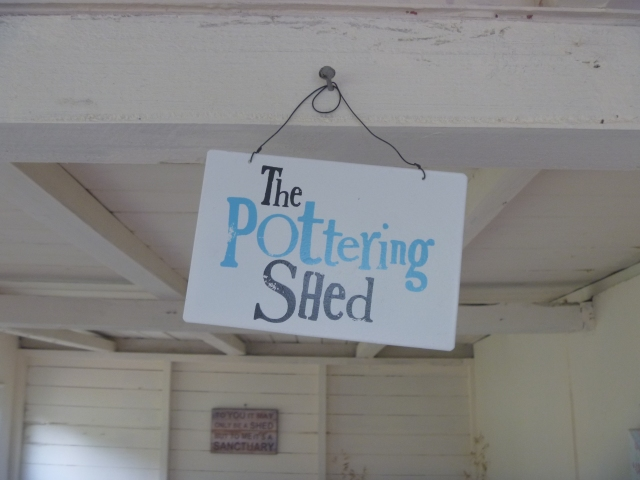 The Pottering Shed
