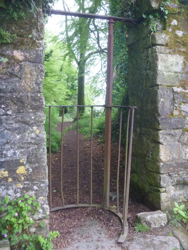 2nd gate