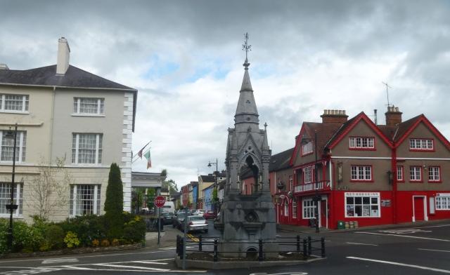 Lismore town centre