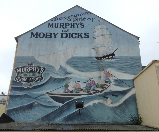 Moby Dick's pub