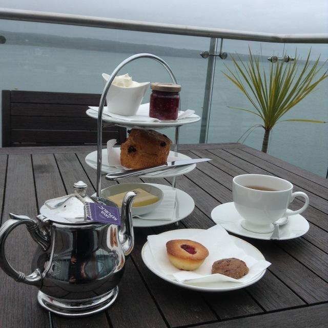Tea at CHH