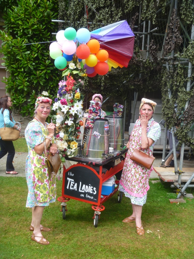 tea ladies