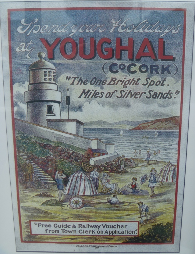 youghal poster