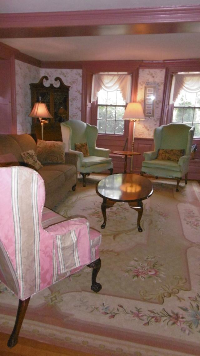 2 sitting room