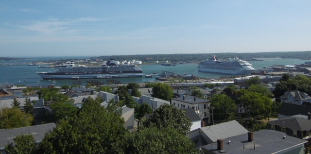 ships in town