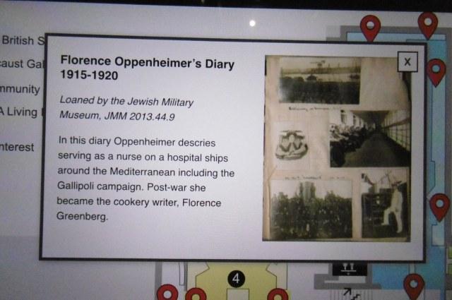 FO's diary