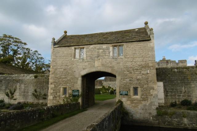 Markenfield Gatehouse