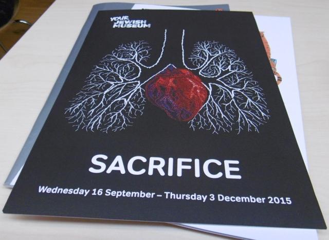 sacrifice leaflet