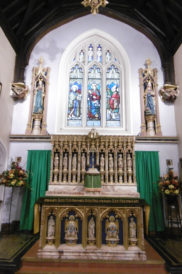 Alton church