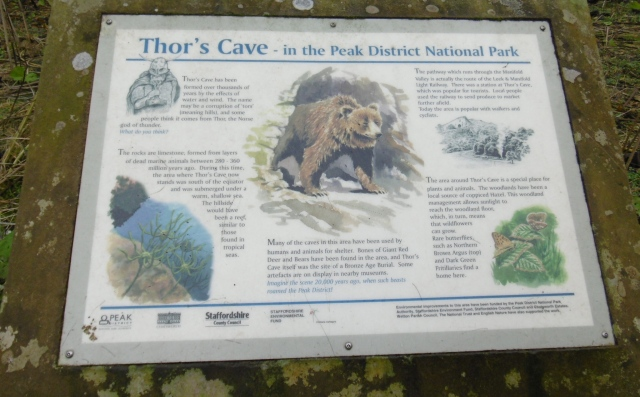 Thor's Cave info