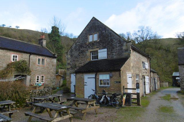 Wetton Mill hamlet