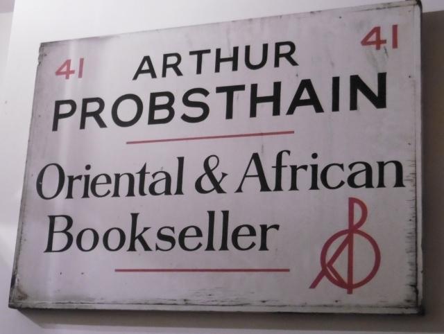 AP sign