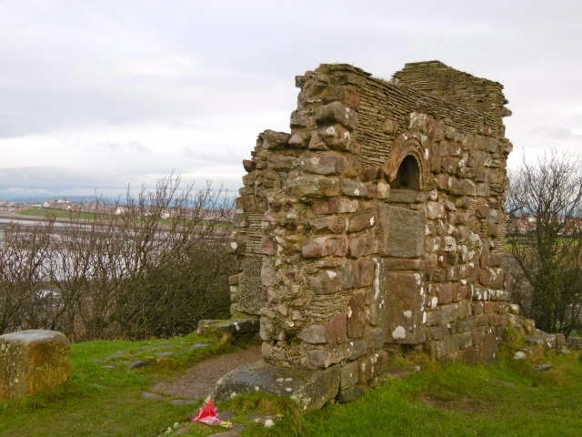chapel remains