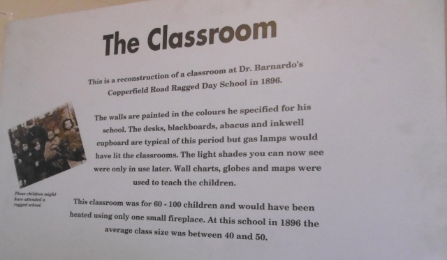 classroom descripn