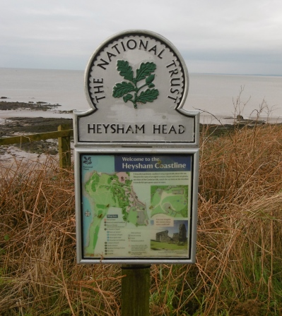 Heysham Head
