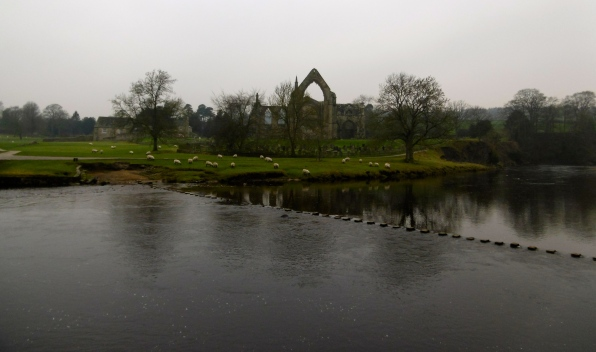 Wharfe and Abbey