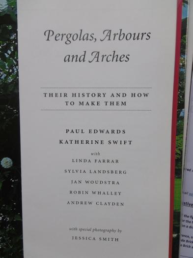 Pergolas, Arbours
