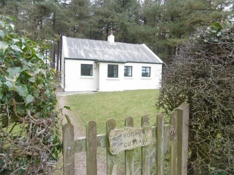 Burrows cottage