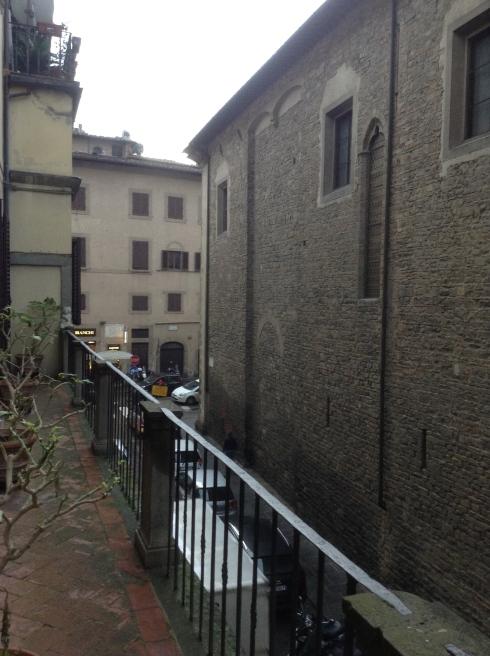 Casa Guidi view