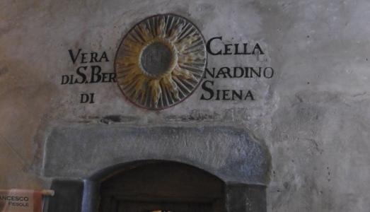 cell of San Bernardino