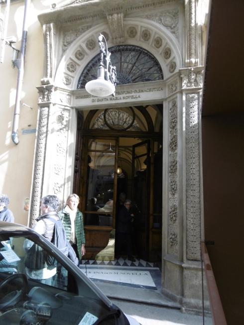 Door to SMN