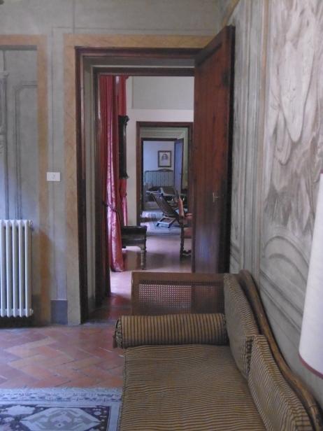 Enfilade museum