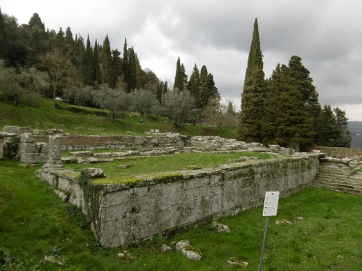 Etruscan Temple