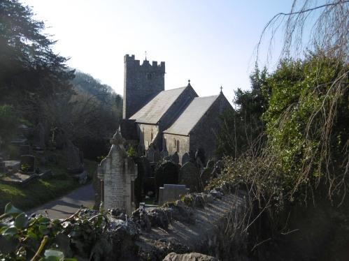 Llanrhiddian Church
