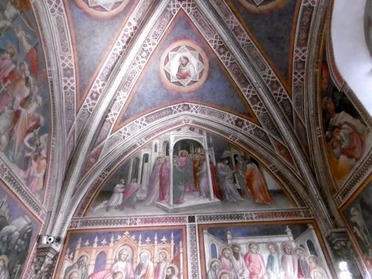 SMN frescoes