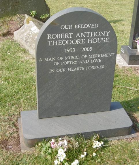SMR gravestone