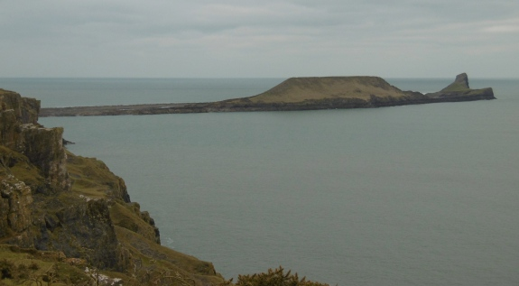 the worm's head