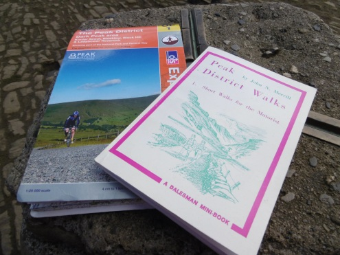 book and map
