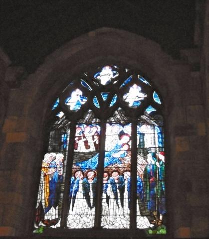 Burne Jones window