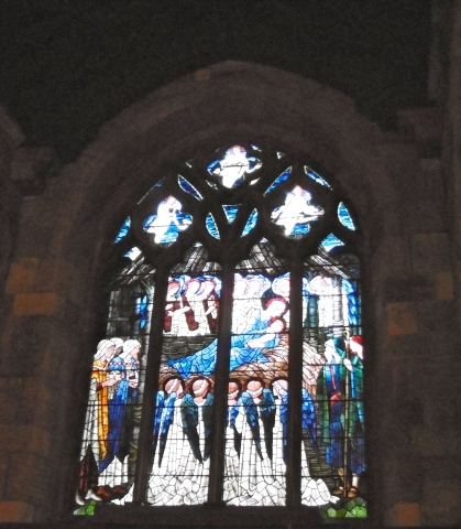 Burne Jones window