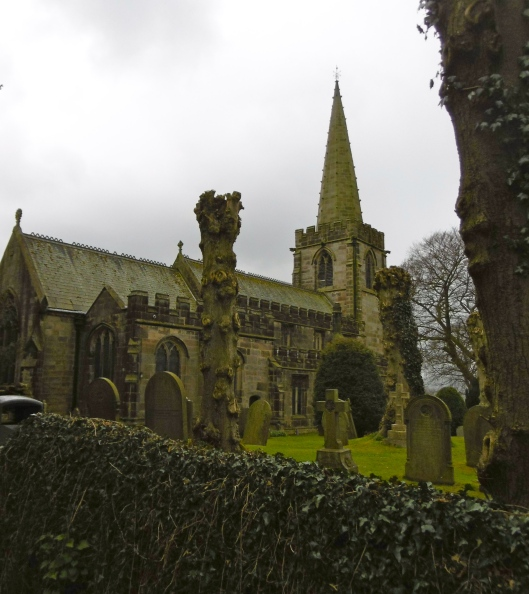 hathersage church