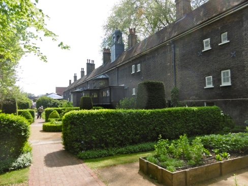 geffrye and garden