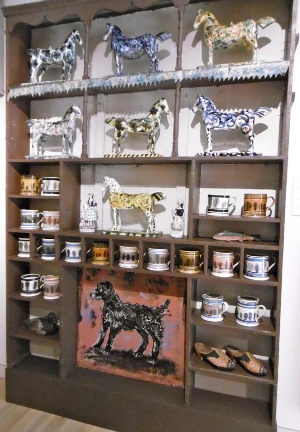 shop display case