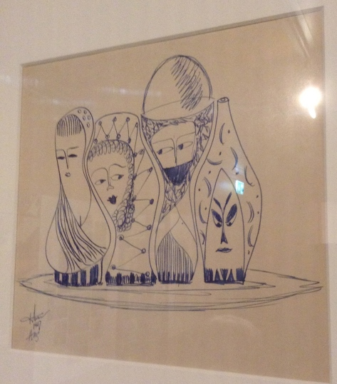 Tigo-ware drawings
