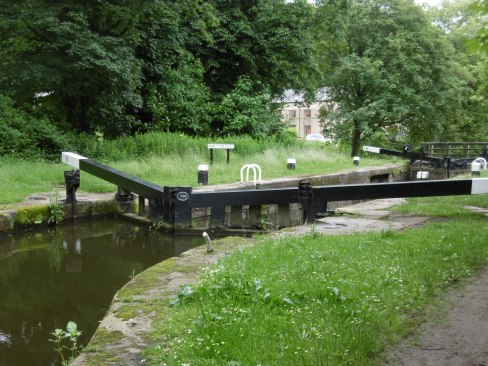 Brearley Upper Lock No. 6