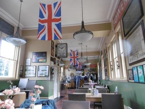 station cafe sb