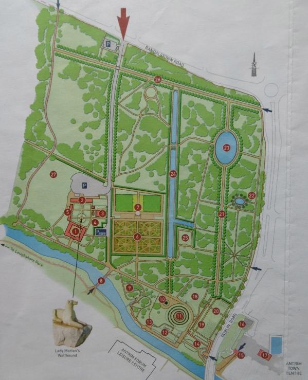 Antrim CG Plan