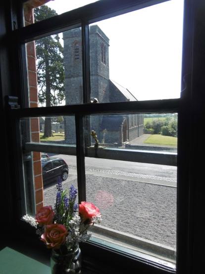 Castletown church view