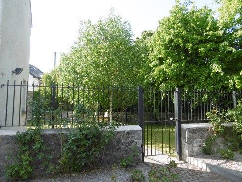 Castletown garden
