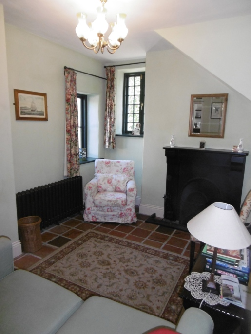 Castletown sitting room