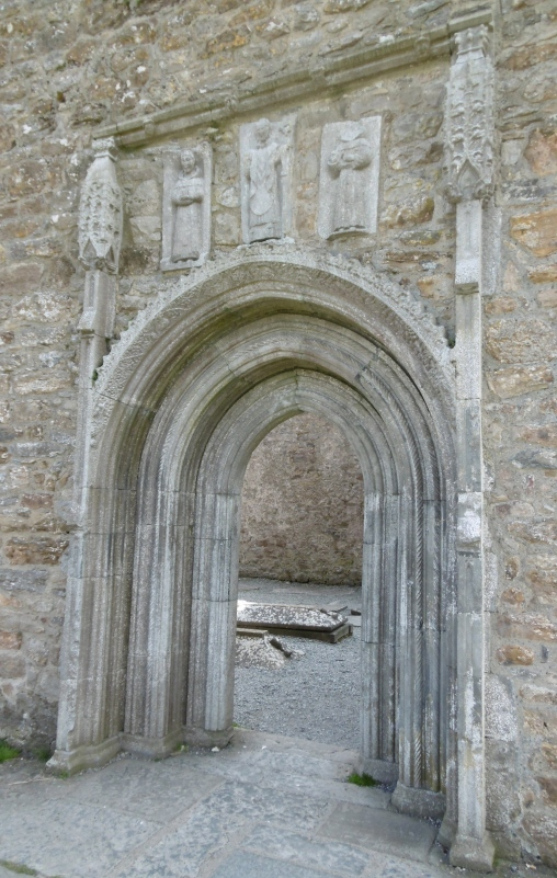 cathedral doorway