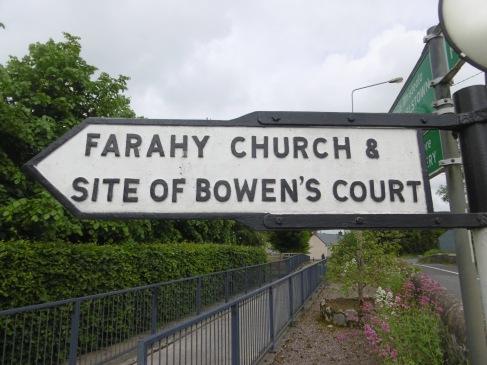 Farahy sign