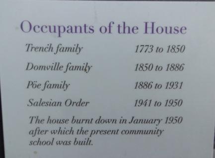 House occupants