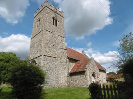 Mattishall Burgh Church
